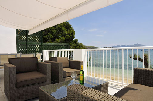 Apartment in Spain, Puerto Pollensa