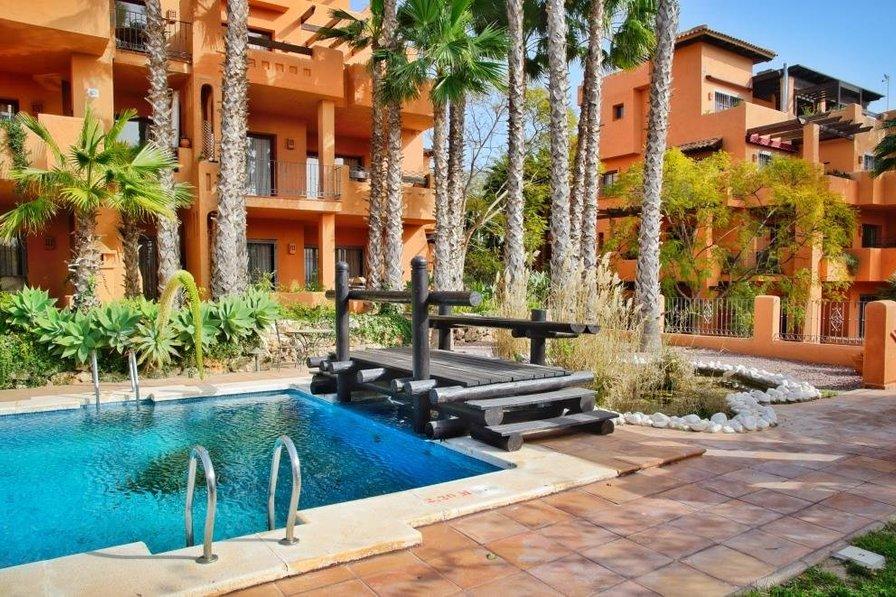 Costa Blanca South - 2 Bed - 2 Bath Luxury Apt - Villamartin