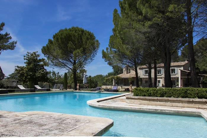 Villa in France, St Remy-de-Provence