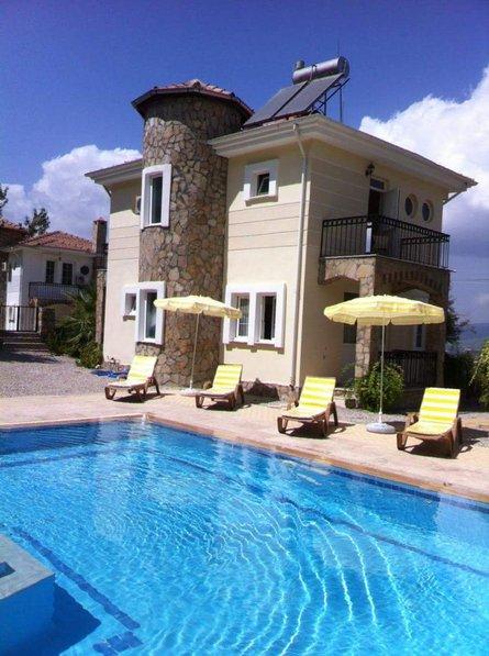 Villa in Turkey, Kadikoy near Fethiye