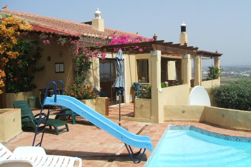 Villa To Rent In Lagos Centre Algarve With Private Pool