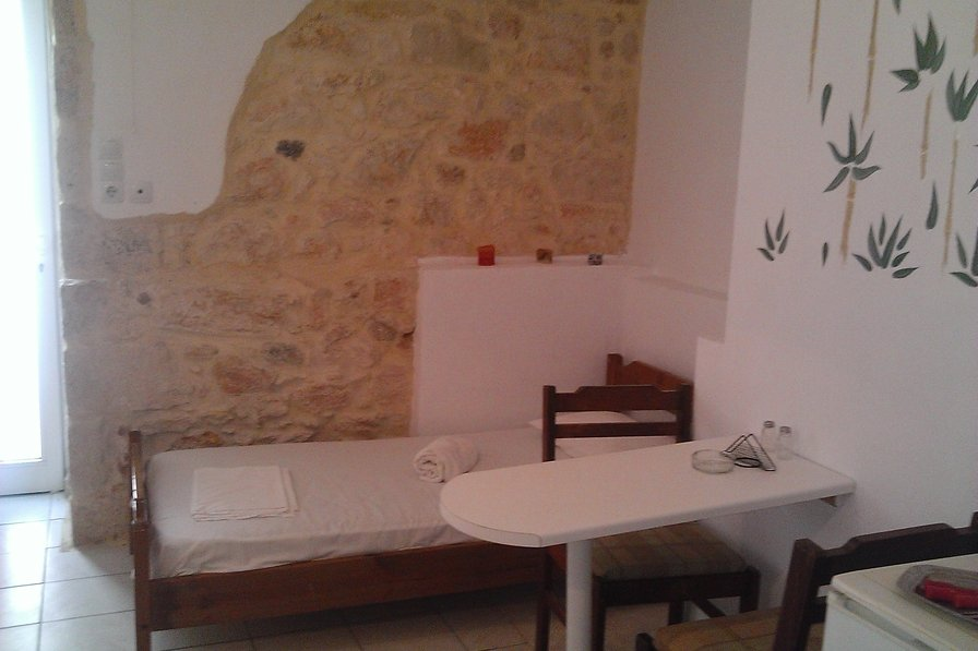 Studio apartment in Greece, Heraklion City