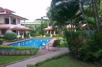 Apartment in India, Candolim: View of the pool