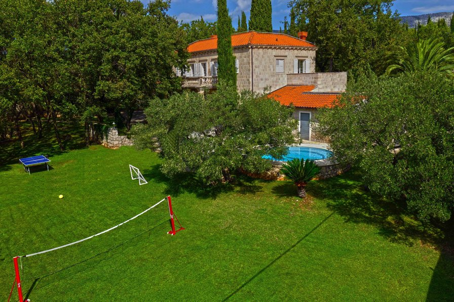 Villa in Croatia, Čilipi
