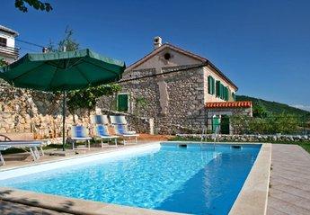 Villa in Croatia, Crikvenica: Villa Vesna - 8 Persons