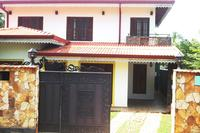 Villa in Sri Lanka, Hikkaduwa: This is villa front face .