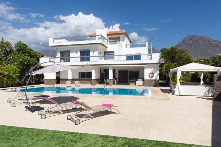 Villa in Spain, Costa Adeje