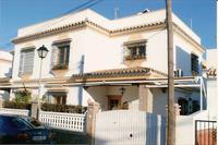 Apartment in Spain, Costa de la Luz - Cadiz: Façade of the house.