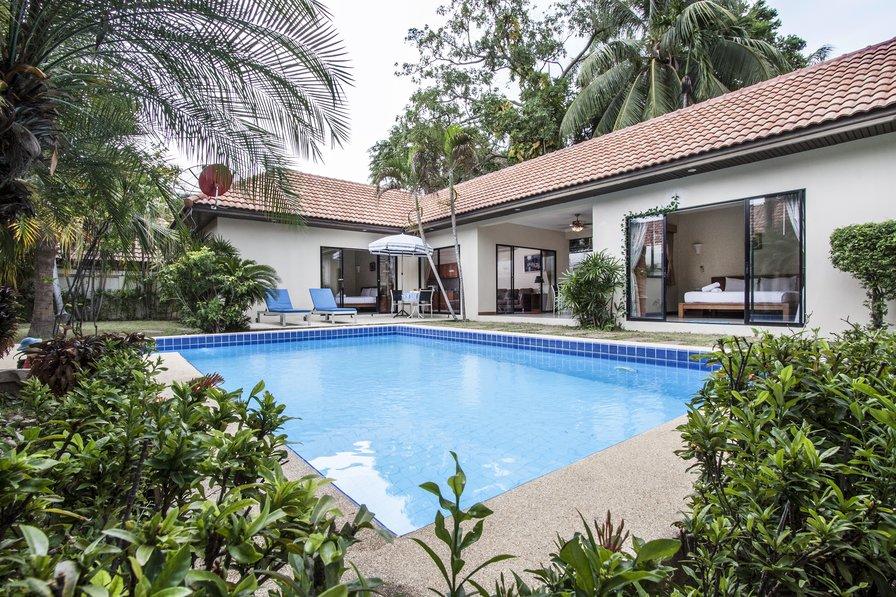Villa in Thailand, Pratumnak