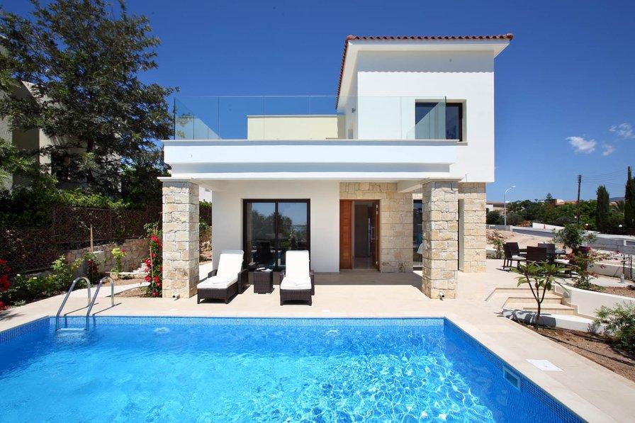 Villa in Cyprus, Chlorakas