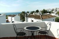 Apartment in Spain, Oasis de Capistrano: Terrace view