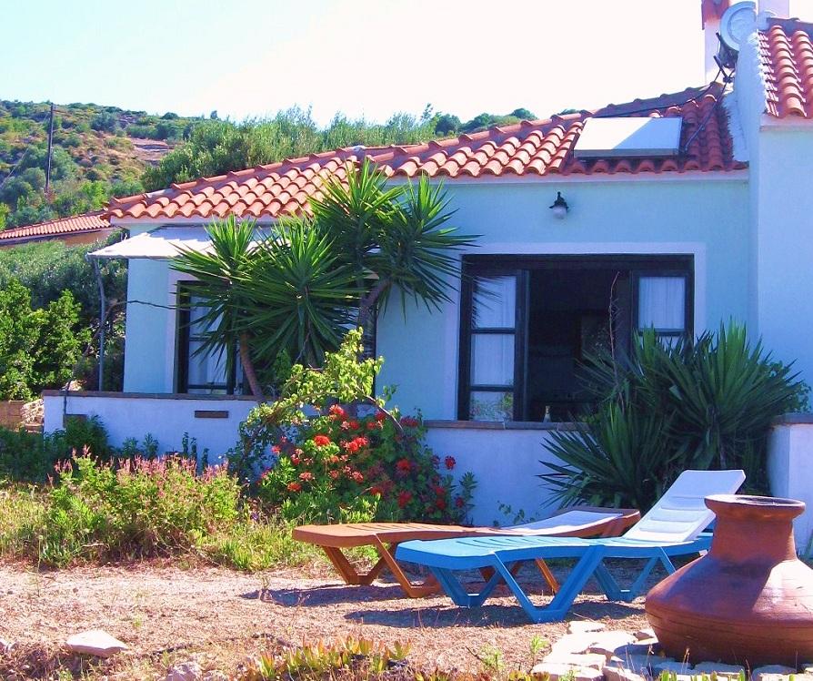 Villa in Greece, Samos