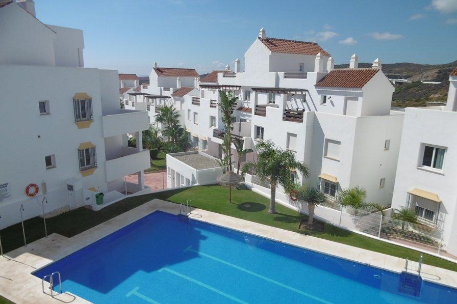 Penthouse apartment in Spain, Estepona
