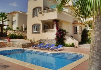 Villa in Spain, Club de Golf Las Ramblas de Orihuela