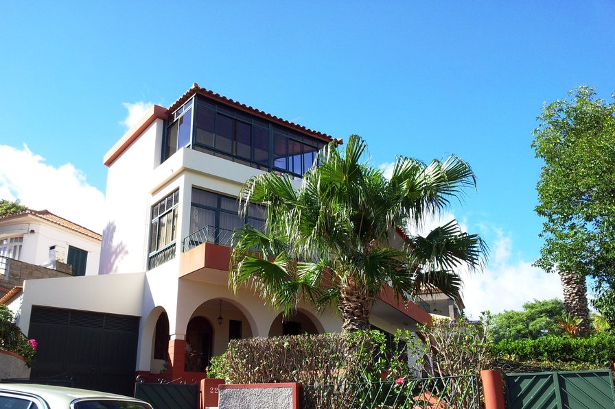 House in Portugal, Funchal