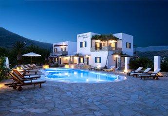 Studio Apartment in Greece, Ios Island