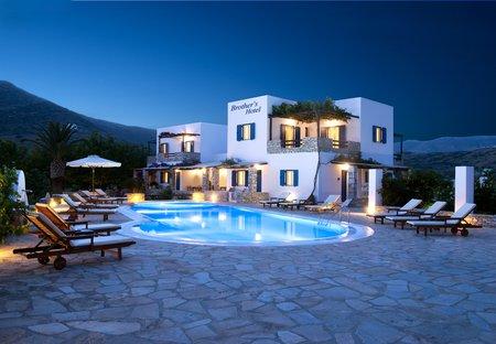 Studio Apartment in Ios, Greece