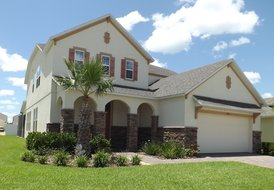 Villa in Davenport, Florida