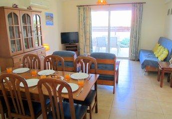 Apartment in Cyprus, Paralimni: Open Plan Living