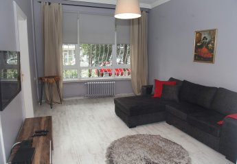 2 bedroom Apartment for rent in Çankaya