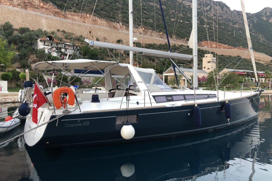 Sailing Holiday with Skipper and Chef at Kas - Kekova Coves