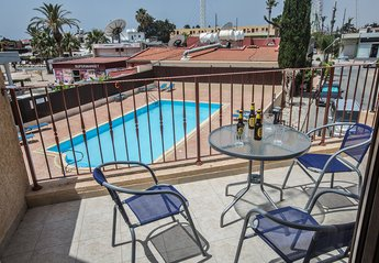 Apartment in Cyprus, Ayia Napa Harbor