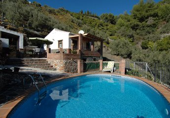 2 bedroom Cottage for rent in Frigiliana