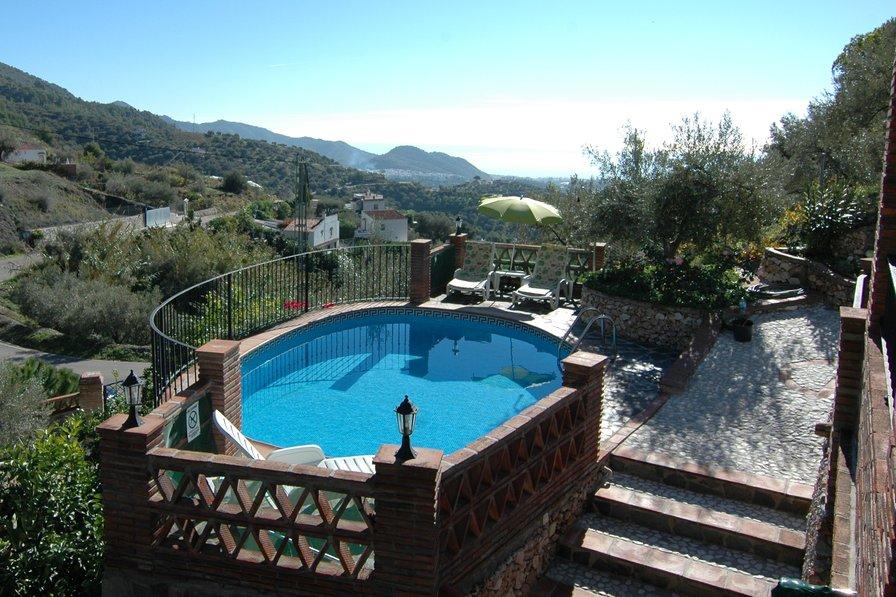 Cottage in Spain, Frigiliana