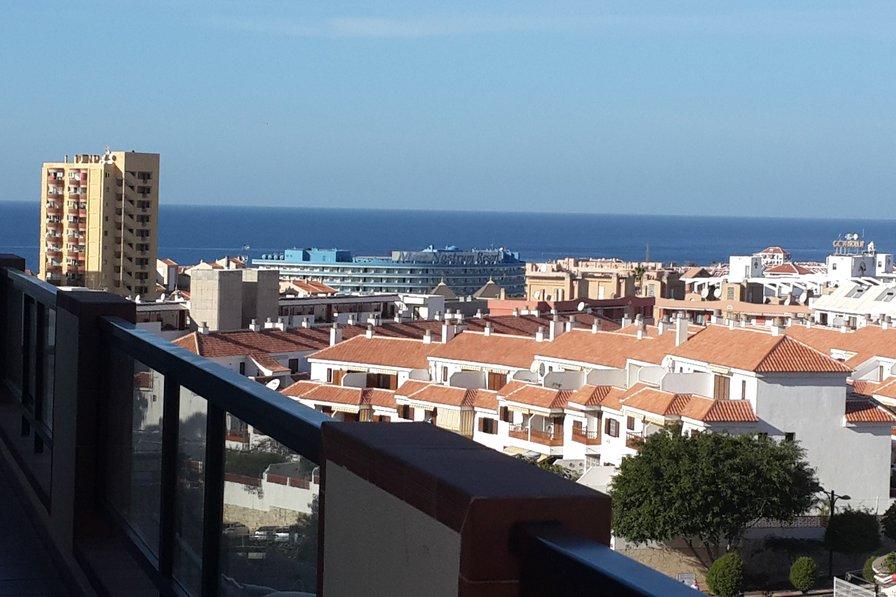 Penthouse apartment in Spain, Playa de las Américas