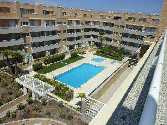 270 Holiday studio on the beach front with shared pool