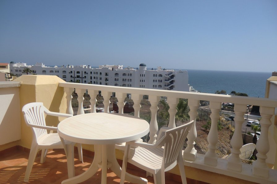 Owners abroad Duquesa Del Mar - wonderful 3 bed penthouse with wifi