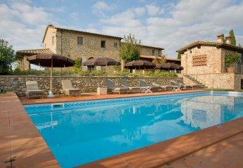 Villa in Italy, Chianni