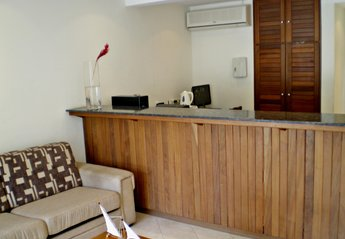 Apartment in Mauritius, Pereybere: The Reception