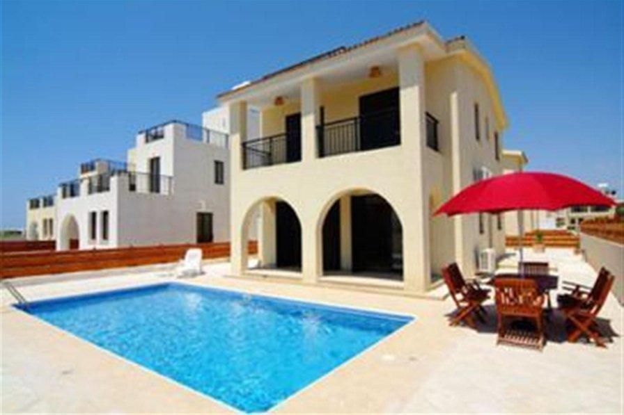 Villa in Cyprus, Kato Paphos
