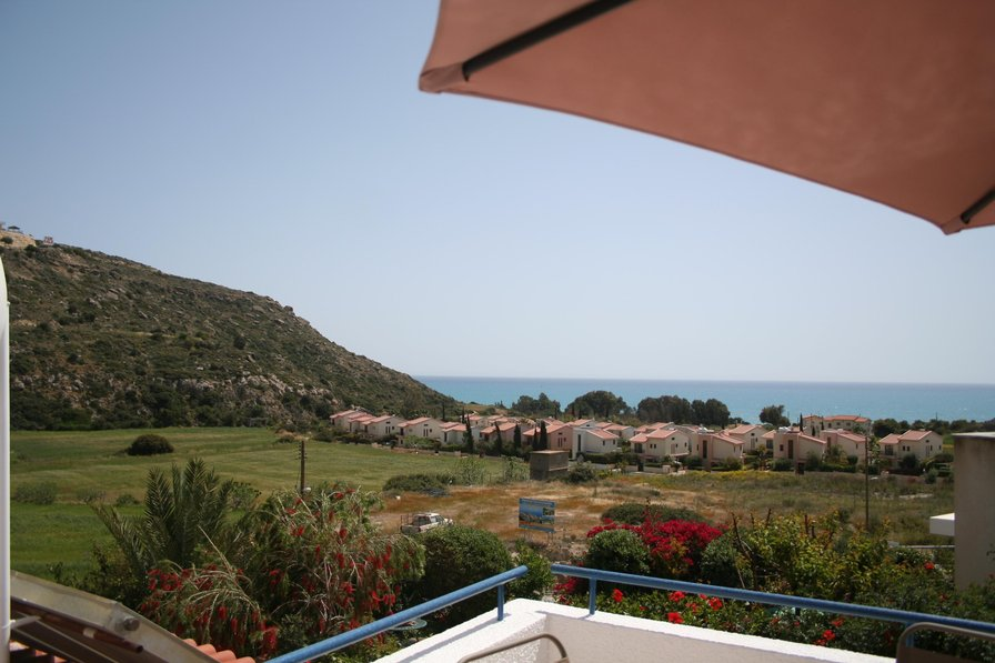 Pissouri Bay Tourist Location - 1 Bed Apartment - Sea Views
