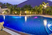 Villa in Thailand, South Pattaya: Superb new luxury villa with private pool and jacuzzi