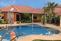 Villa in Thailand, South Pattaya: Note: pics of identical villa next door as being refurbished