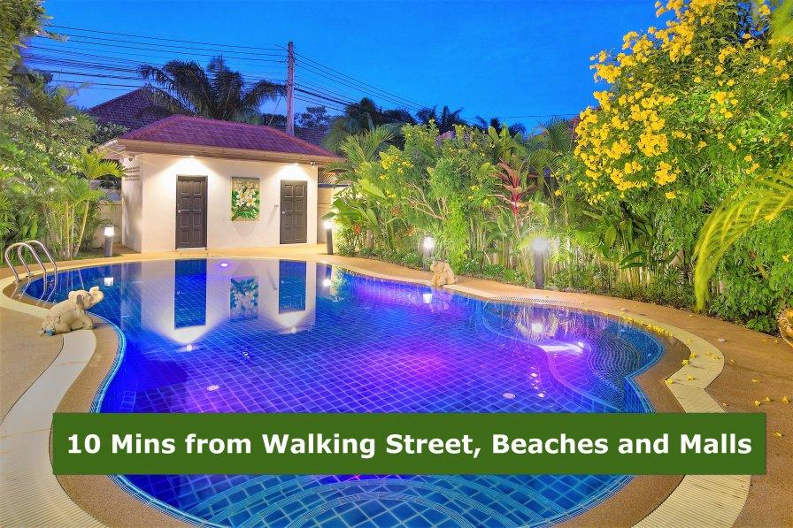 Villa in Thailand, South Pattaya