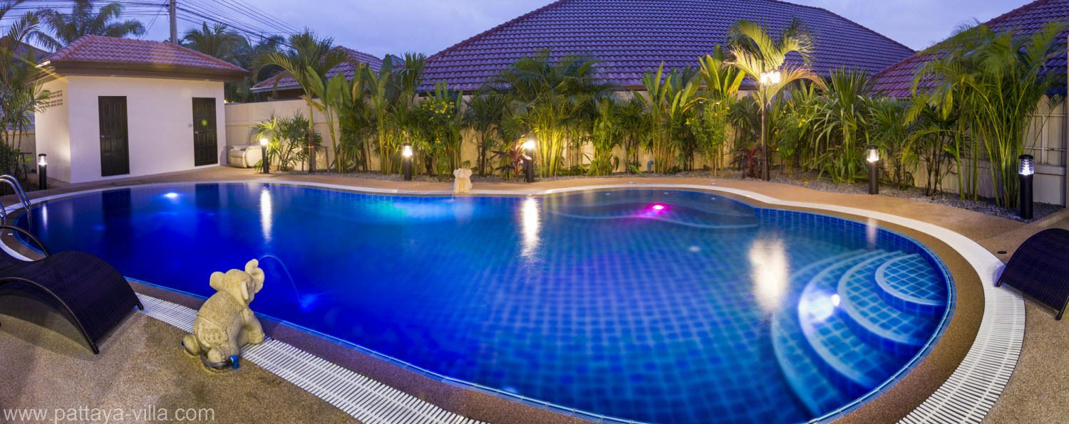Villa in Thailand, South Pattaya: Baan Leelawadee Luxury Villa Pattaya