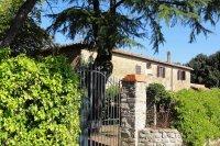 House in Italy, Cortona