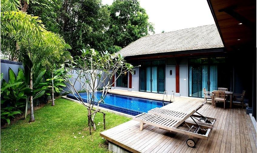 Villa in Thailand, Nai Harn