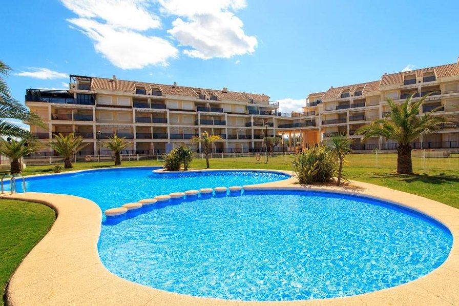 Apartment in Spain, Denia