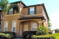 Town_house in USA, Regal Palms: Front of the townhouse - large end unit - free parking for 2 cars