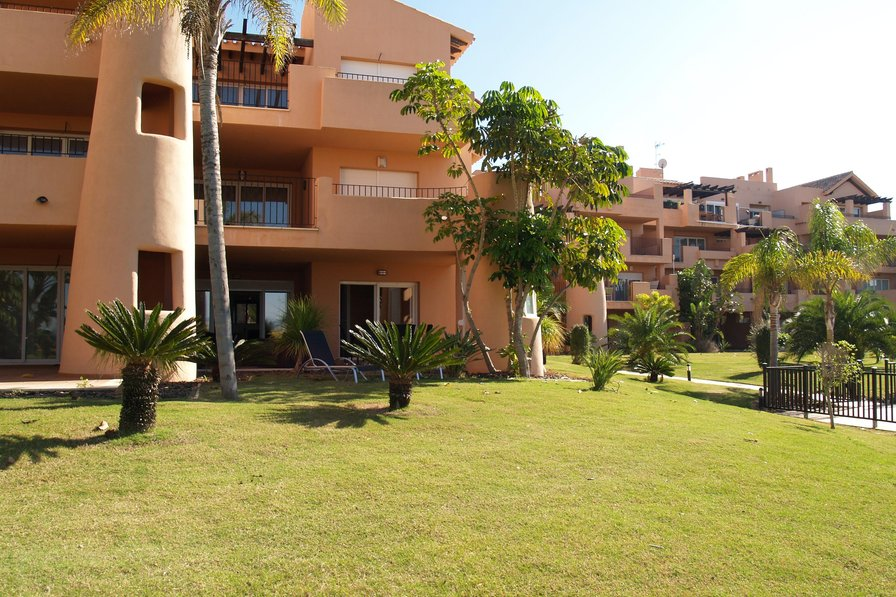 3 Bedroom Ground Floor apartment - Mar Menor Golf Resort