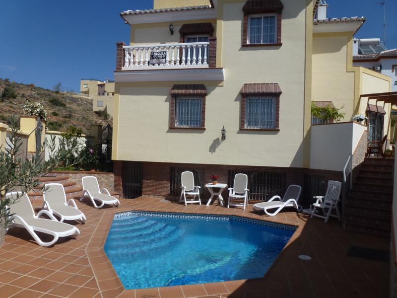 Villa in Spain, Nerja Town