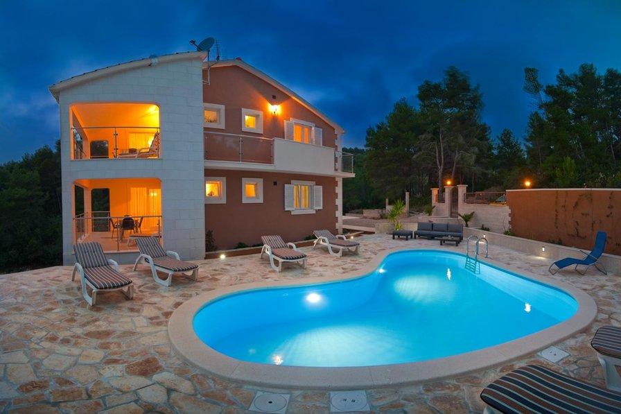 Villa in Croatia, Prizba