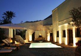 Villa in Megalochori, Santorini