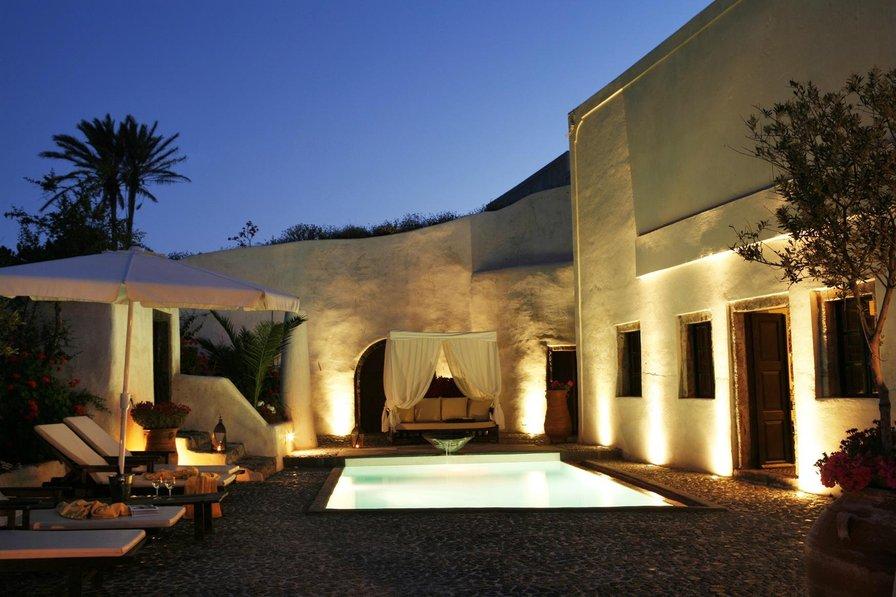 Villa in Greece, Megalochori