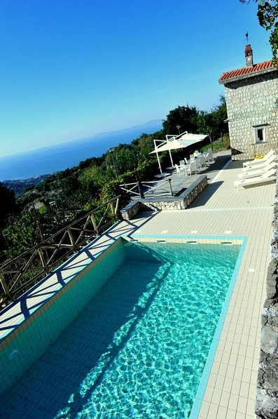 Villa in Italy, Sorrento