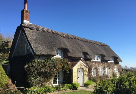 Cottage in Ventnor, England